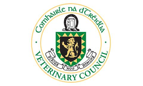 Veterinary Council of Ireland logo