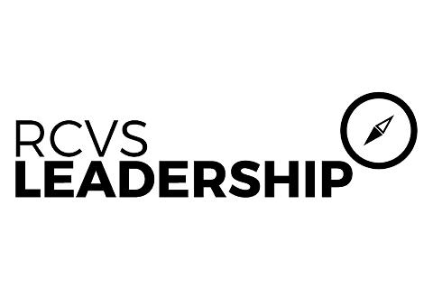 RCVS Leadership logo