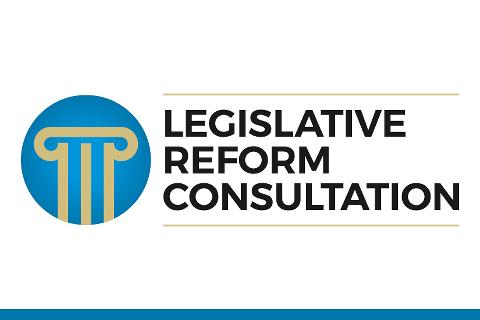 Legislation Reform Consultation logo